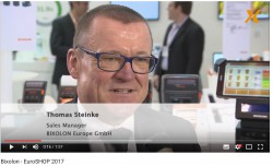 Thomas Steinke EuroShop 2017 video