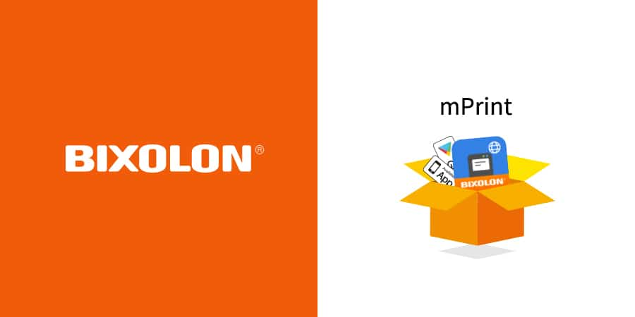 BIXOLON Launches MPrint Mobile Printing App For Android™ And IOS™ - :