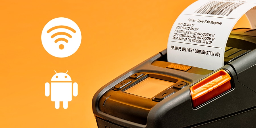 Simple Wi-Fi Access For Printers: BIXOLON's Smart Connection